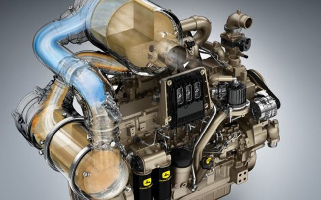 John Deere FT4 Engine