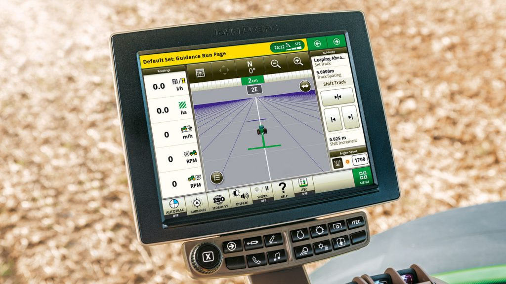 What Is Precision Agriculture And What Are Some John Deere