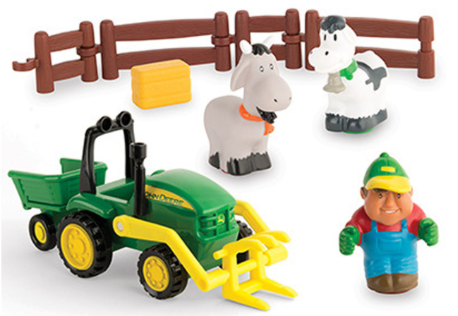 1st farm playset