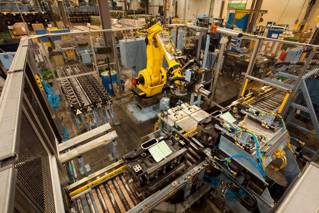 John Deere Engine Testing