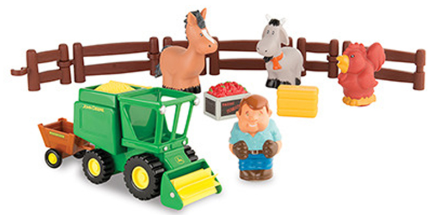 First Farming Fun Harvest Playset