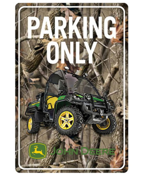 Gator Parking Only