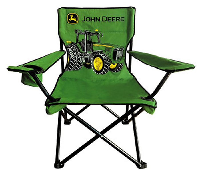 John Deere Camp Chair