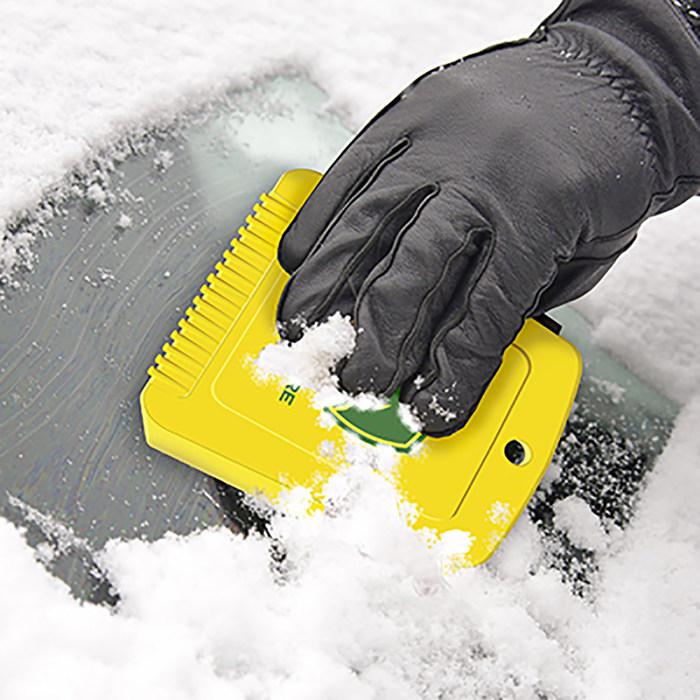John Deere ice Scraper