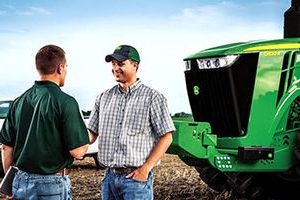 John Deere ranks 4th in YouGov's list of the most highly recommended brands by customers.
