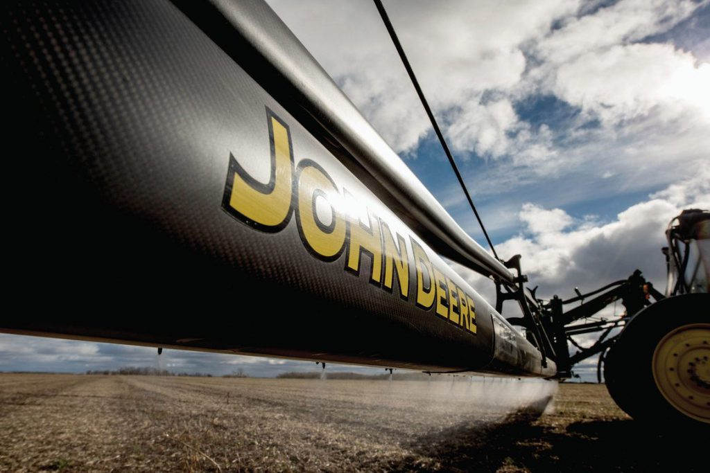 John Deere Boom