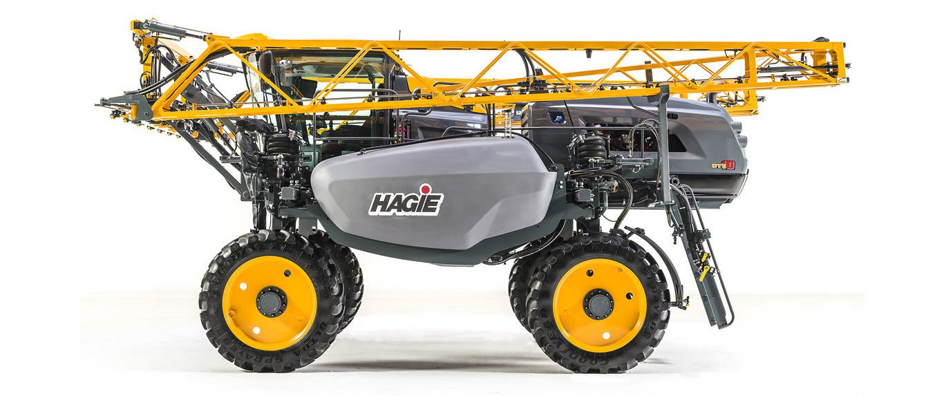 Finding a John Deere Hagie Model for Your Spraying Needs