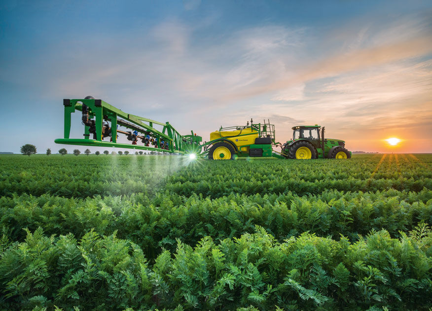 John Deere Nutrient Application