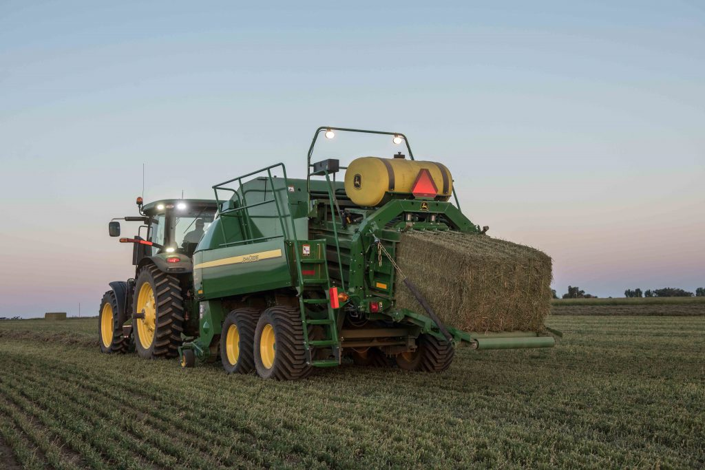 John Deere AE50 Awards