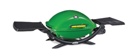 John Deere Portable Grill