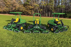 John Deere is launching new fairway mowers designed with budget control in mind.