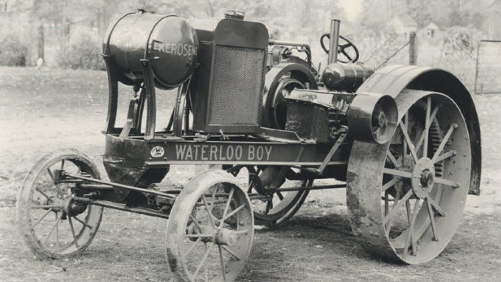 John Deere Waterloo Boy