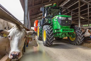 John Deere will have a presence at the 2018 Cattle Raisers Convention and Expo in Fort Worth, Texas.