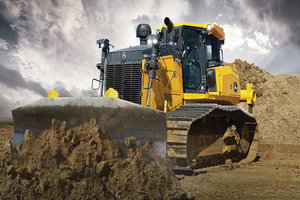 This combination of John Deere innovations will improve productivity and efficiency for operators on the job site.
