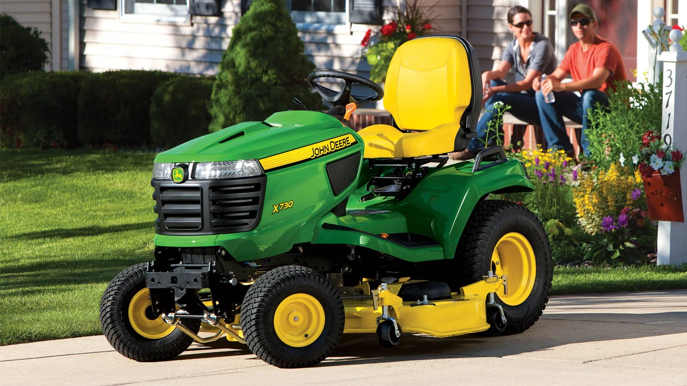 john deere lawn tractor accessories and attachments for
