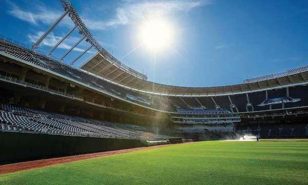 John Deere Kauffman Stadium
