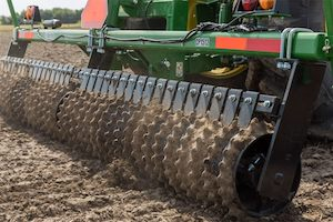 These implements work to improve seed-to-soil contact while planting and allow operators to adjust seeding rates by engaging or disengaging the seed boxes.