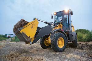 These new models offer increased visibility to the loader arm and bucket as well as improved efficiency thanks to a redesigned cab.
