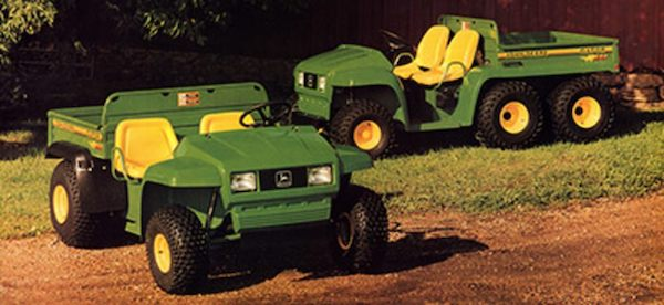 35b14709a5099 An Overview of John Deere Gators  From Traditional to Rugged