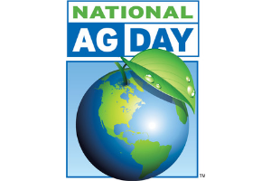 National Ag Day 2019 will bring together industry leaders to celebrate the value of agriculture.