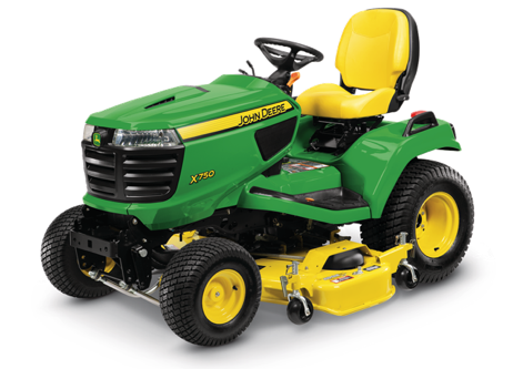 John Deere Lawn Tractors Preparing For Spring The Right Way