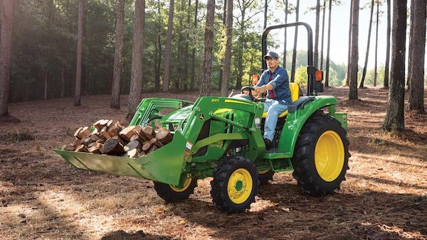 Enjoy Top Of The Line Performance With John Deere Compact Tractors
