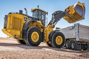 The new L-Series models have more features than ever before, ensuring operator comfort even on the most demanding worksites.