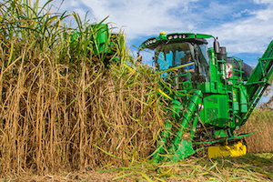 This new deal highlights Deere's commitment to the sugarcane business in Brazil as well as their commitment to decreased costs in sugarcane production.