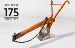 John Deere's First Plow: 1837