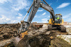 Deere will now offer four grade management options for contractors.