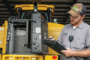 With the John Deere Protect program, operators are able to decrease the risk of breakdowns and ultimately limit long-term ownership costs.