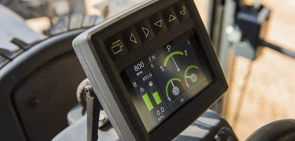 EXPLORING THE FEATURES OF JOHN DEERE ELECTRONIC SOLUTIONS DISPLAYS