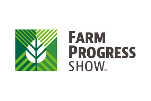Some of the pieces of John Deere equipment that will be on display at the 2021 Farm Progress Show are the 9RX Tractor, 6R Tractor, 3R Tractor, Z-Track Mowers, and 324G Skid Steer, among others.