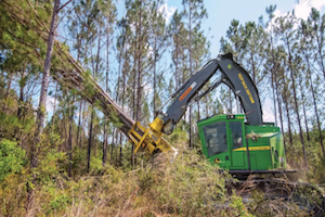 In addition to hydraulic functionality, the Dedicated Travel System offers independent hydraulic power and performance to the swing, boom, and attachments.