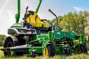 The company initially launched the F620 and F680 zero-turn mowers in 1997 and continues to improve upon its offerings of commercial landscaping equipment to this day.